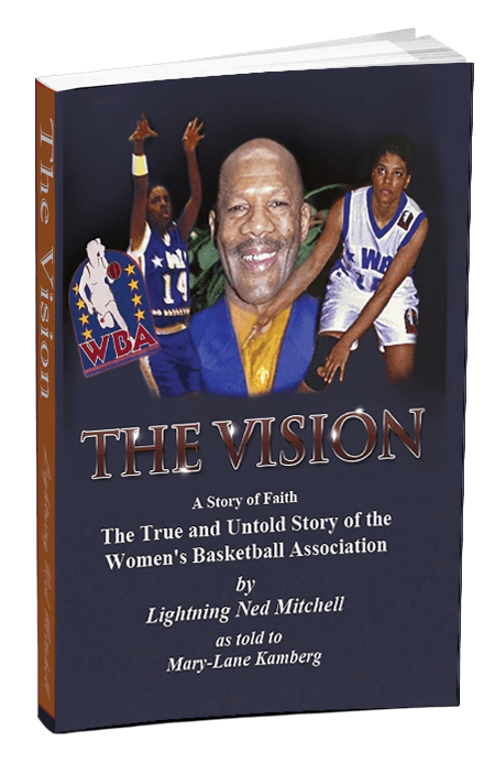 The Vision by Lightning Ned Mitchell
